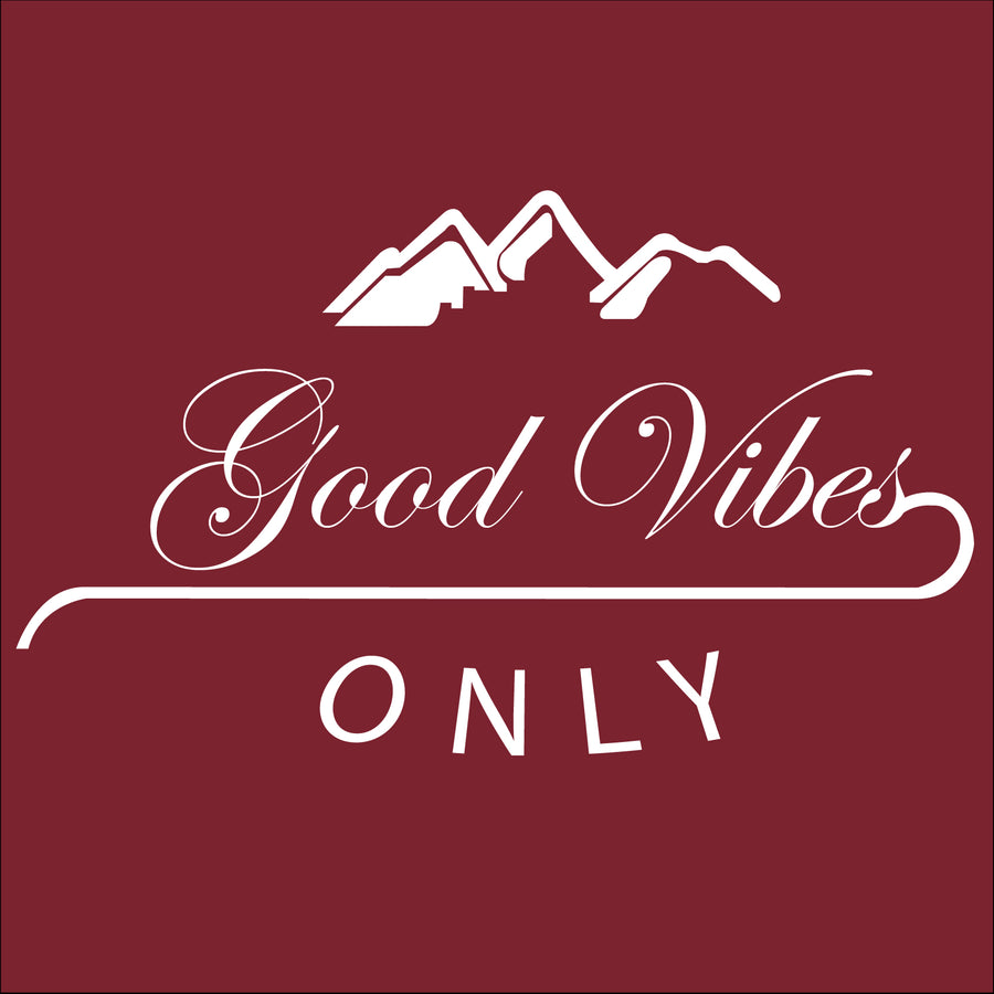 Good Vibes Only Reactr Tshirts For Men - Eyewearlabs
