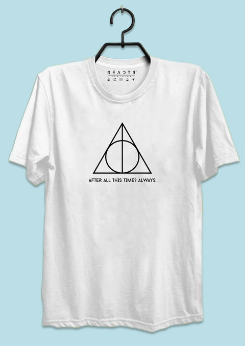 Harry Potter Always Reactr Tshirts For Men - Eyewearlabs