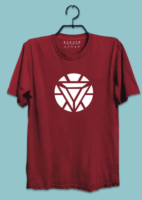 Arc Reactor Reactr Tshirts For Men - Eyewearlabs