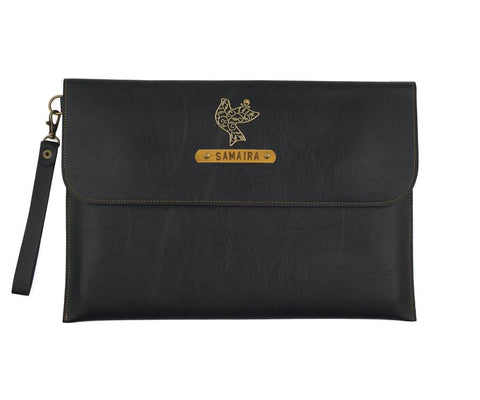 Black Laptop Sleeve - Eyewearlabs