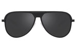 Guztag Black Reactr Sunglasses - Eyewearlabs