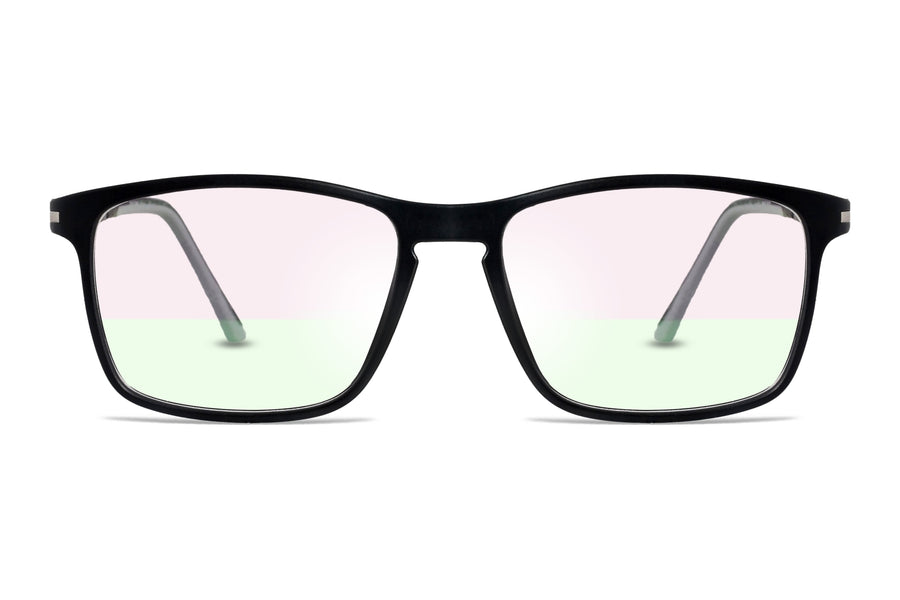 Hardy-C3 Matte Black Eyewearlabs Blu Block Eyeglasses - Eyewearlabs
