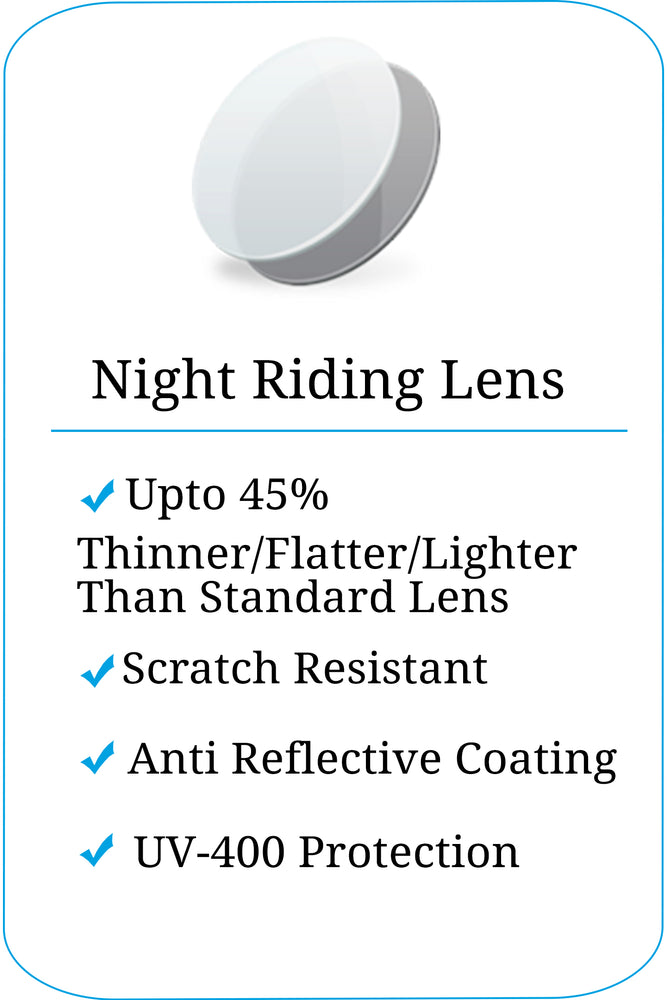 Night Driving Lens