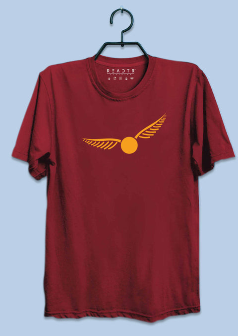 Snitch Harry Potter Reactr Tshirts For Men - Eyewearlabs