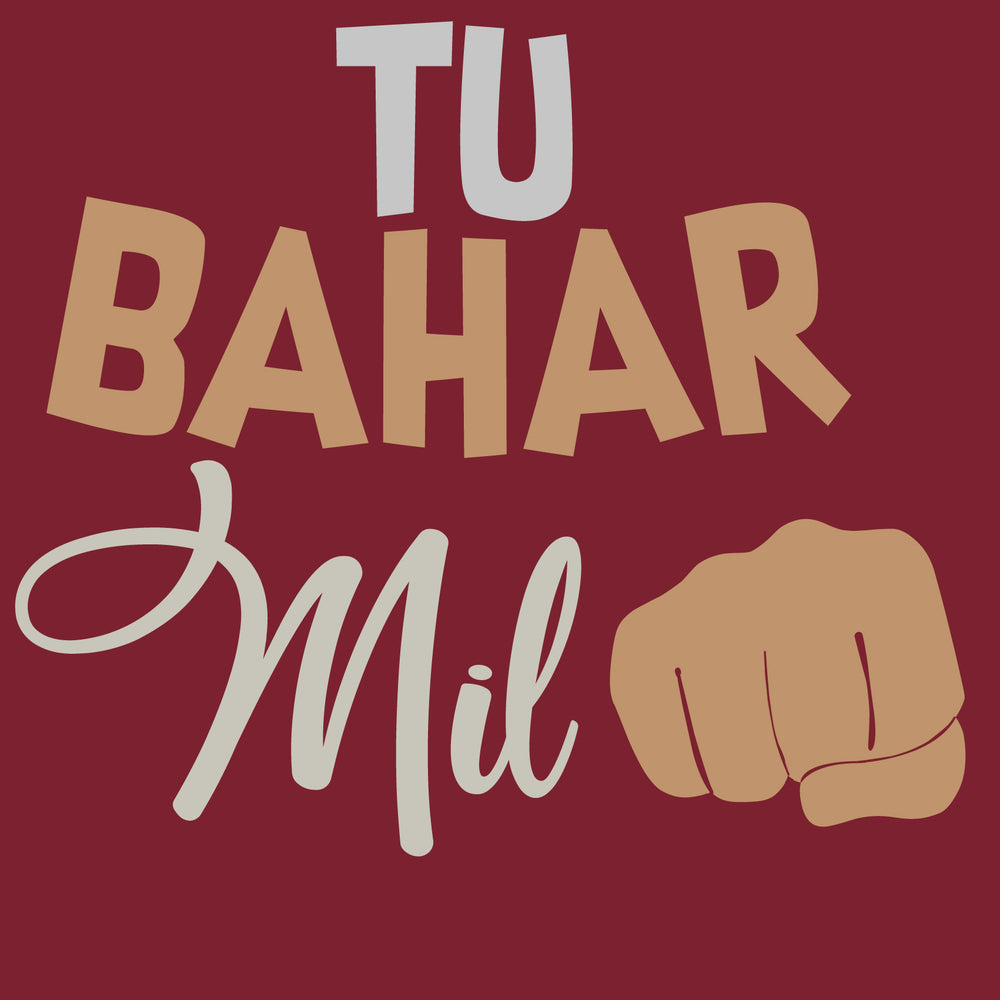 Tu Bahar Mil Reactr Tshirts For Men - Eyewearlabs