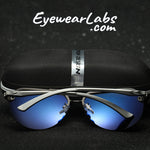 Governor Blue Eyewear - Eyewearlabs