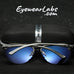 Governor Blue (Mirror) Reactr Sunglasses - Eyewearlabs