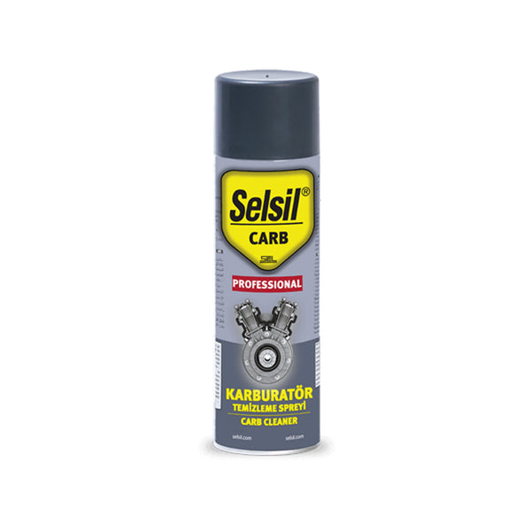 Selsil Carburator Cleaner Spray 500ml