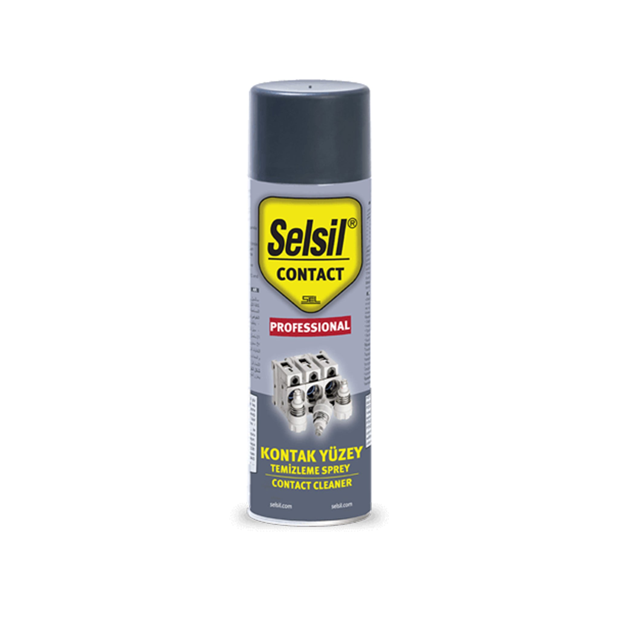 Selsil Contact Cleaner 500ml