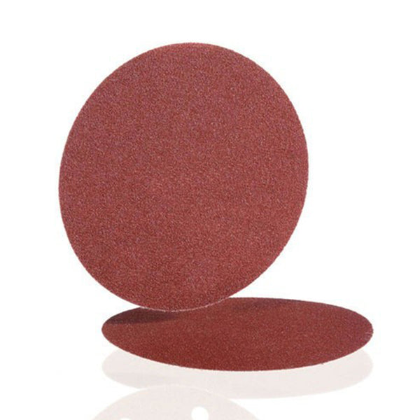 "HERMES SANDING DISCS 6"" SELF ADH - NO HOLES"