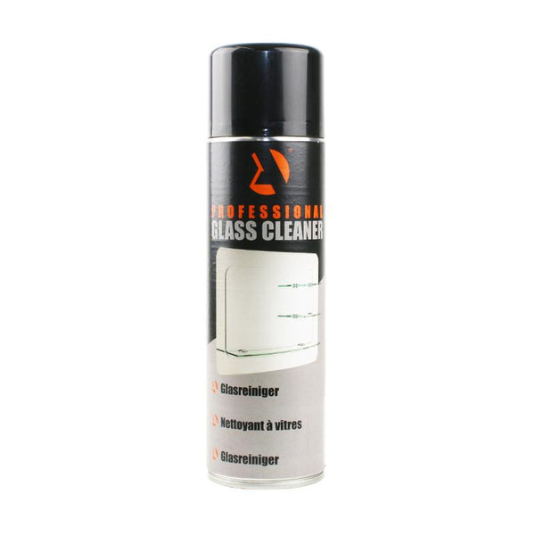 Professional Aerosol Glass Cleaner 500ml