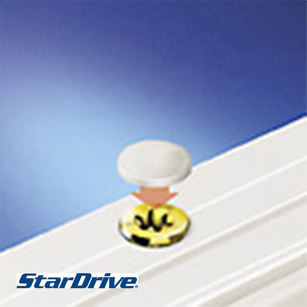 Star drive Trade Caps - TFM / FFT