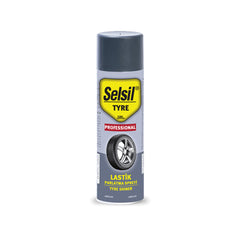 Selsil Tyre Shiner Spray 500ml