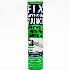 Fix Without Fixings Solvent Free Adhesive
