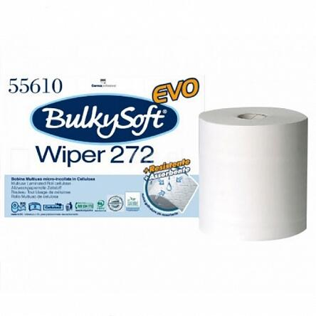 Bulkysoft Classic Pack of 2 (800 Sheets per Roll)