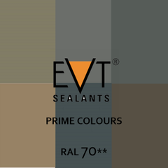 EVT Prime Colour (Matched to RAL Number)