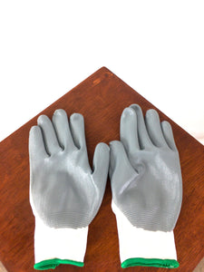 The Perfect Gardening Gloves - Gardening Tool, Indoor Plant Essential, Houseplants, Waterproof - Pretty in Green Plants