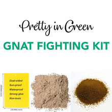 Fungus Gnat Fighting Kit! Includes BTi, Gnat Sand, and Sticky Traps