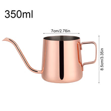 Rose Red Steel Indoor Watering Can - 350 mL - Pretty in Green Plants