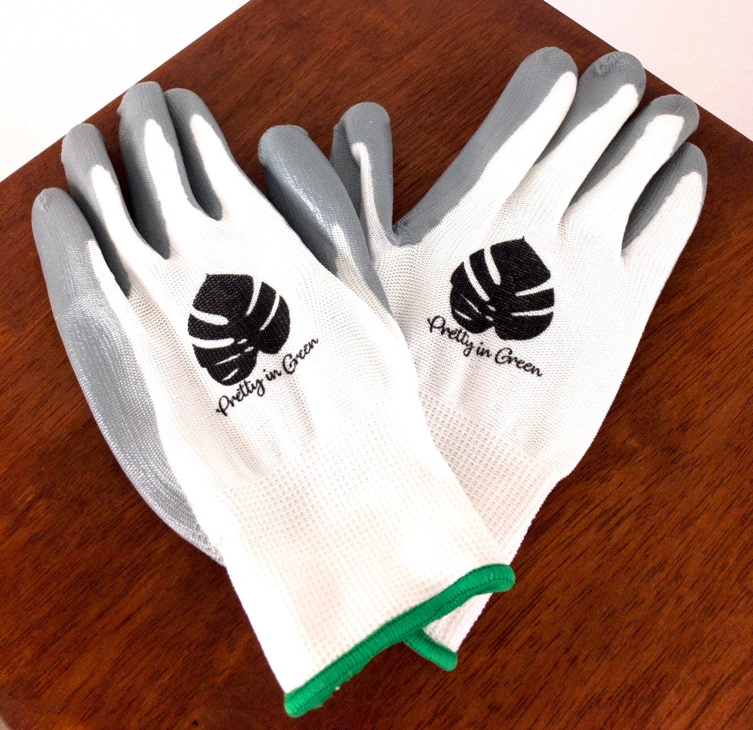 The Perfect Gardening Gloves - Gardening Tool, Indoor Plant Essential, Houseplants, Waterproof