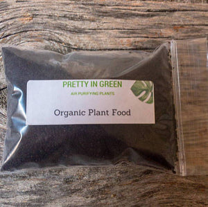 Organic Plant Food 8oz - Earthworm Castings