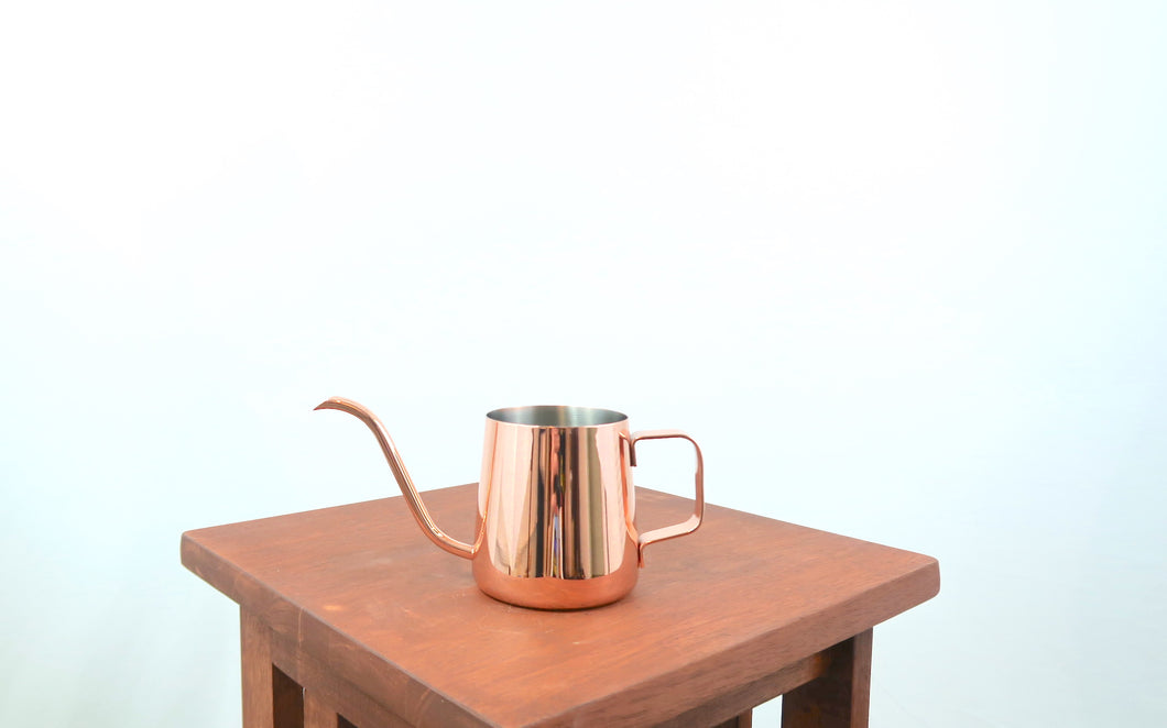 Rose Red Steel Indoor Watering Can - 350 mL