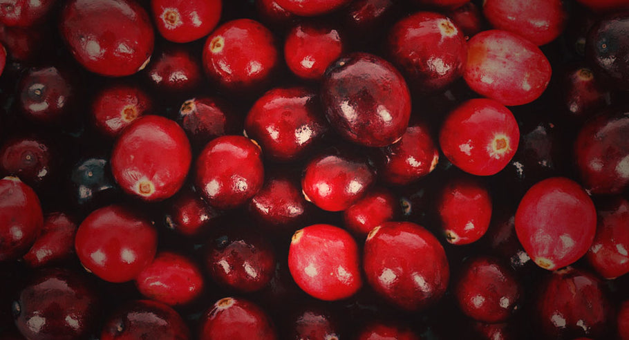 CRANBERRIES for the HEART!