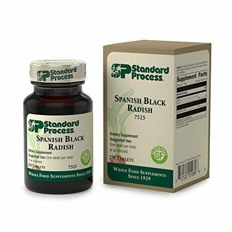 Spanish Black Radish 270 ct Standard Process