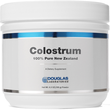Colostrum Powder <BR> 6.3 oz DouglasLabs