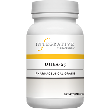 DHEA 25 mg <BR> 60 ct IntegrativeTher