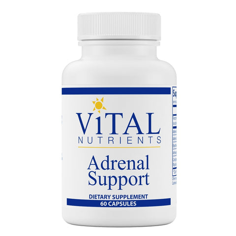 Adrenal Support <BR> 60 ct VitalNutrients