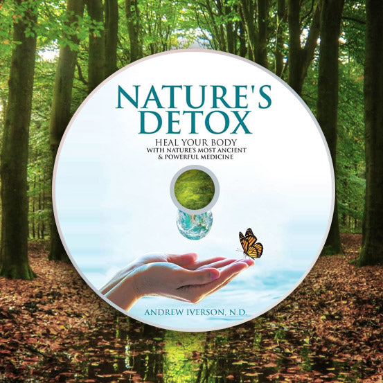 NATURE'S DETOX BOOK (Audio Download)