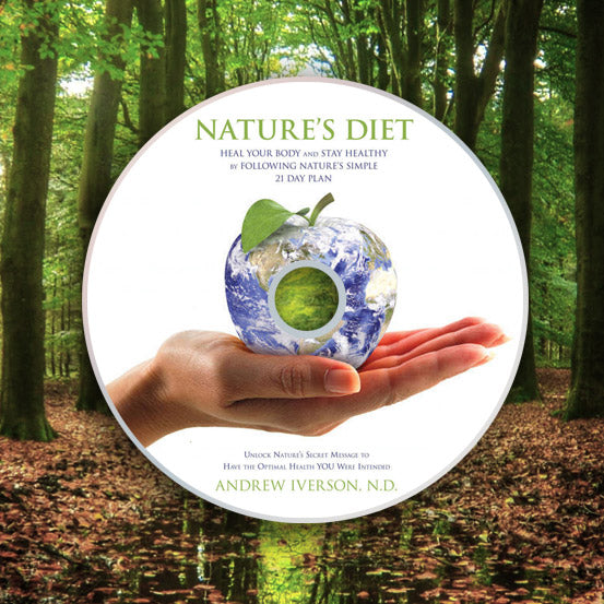 NATURE'S DIET BOOK (Audio Download)