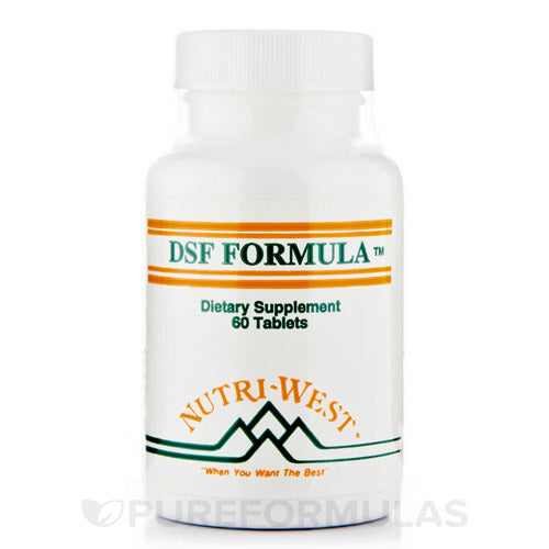 DSF (DeStress Formula) <BR> 60 ct NutriWest