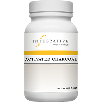 Activated Charcoal 560 mg <BR> 100 ct IntegrativeTher
