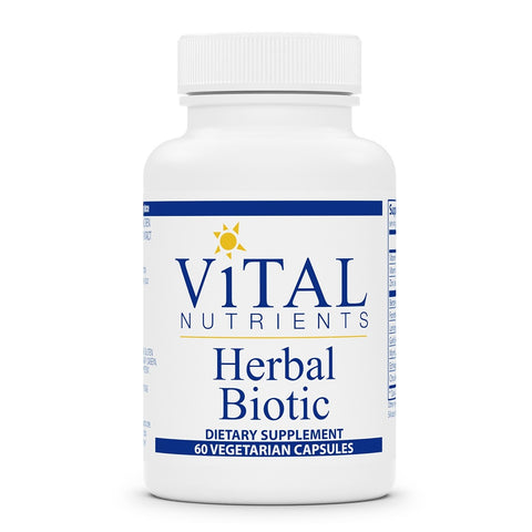Herbal Biotic <BR> 60 ct VitalNutrients