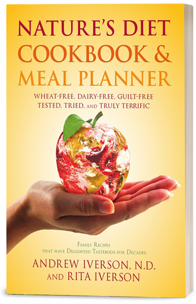 Nature's Diet Cookbook and Meal Planner