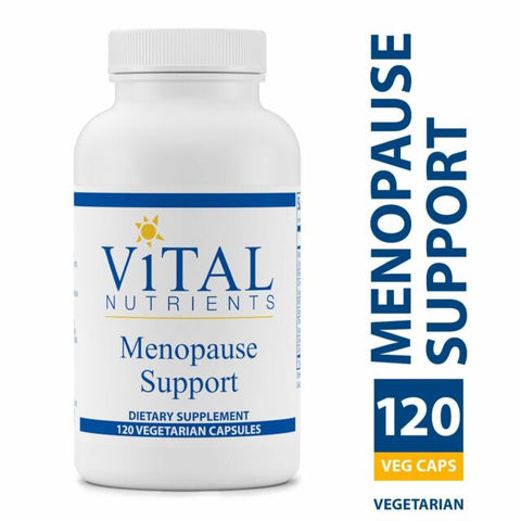 Menopause Support <BR> 120 ct VitalNutrients