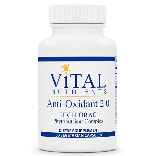 Anti-Oxidant 2.0 <BR> 60 ct VitalNutrients