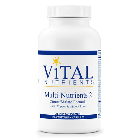 Multi-Nutrients 2 <BR> 180 ct VitalNutrients