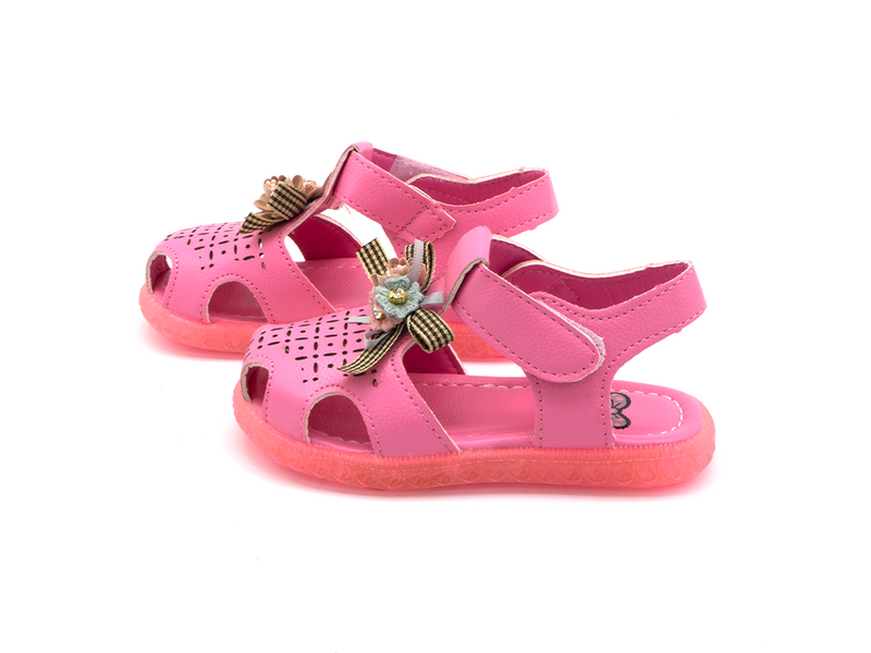 Kids Closed Ankle Strap