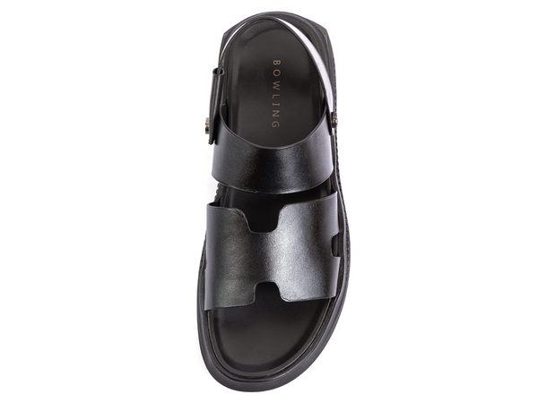Convertible Urban Leather Sandals
