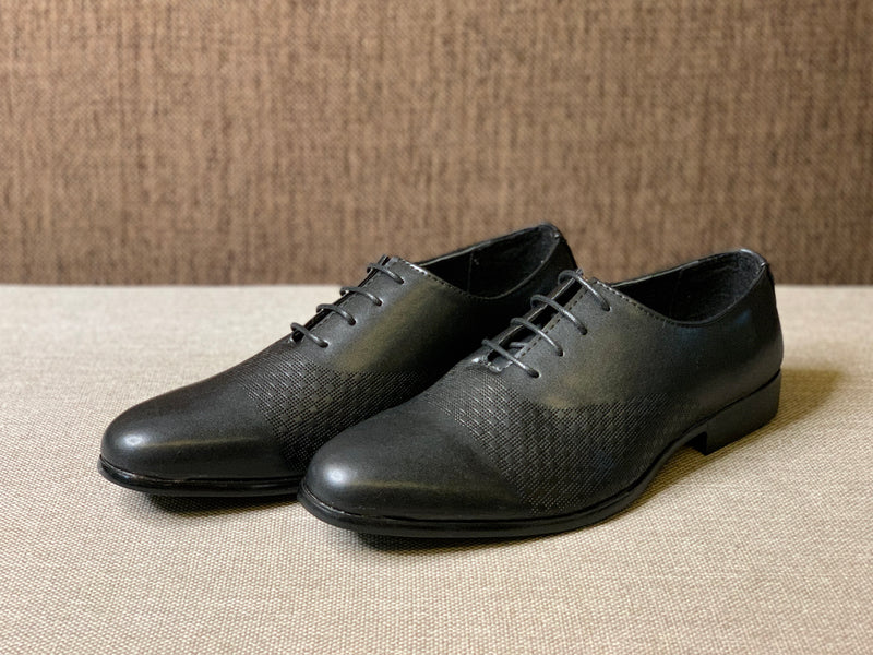 Embossed Formal Shoes