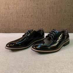 Patent Oxford Shoes