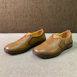 Oil Finished Leather Comfort Casuals