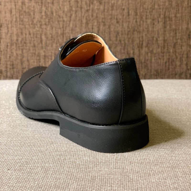 Brogued Shoes