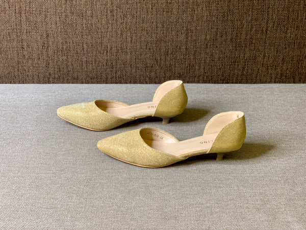 Small Heeled Pumps