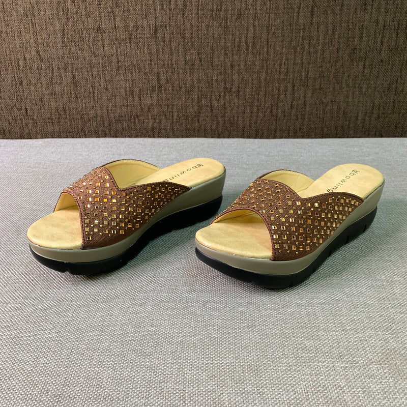 Slip On Wedges