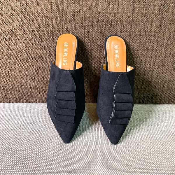 Flat Stylish Mules