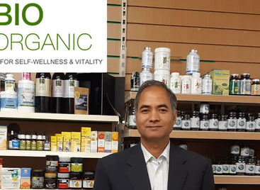Interview with Bio Organix Health Store